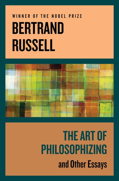 Buy The Art of Philosophizing at Amazon