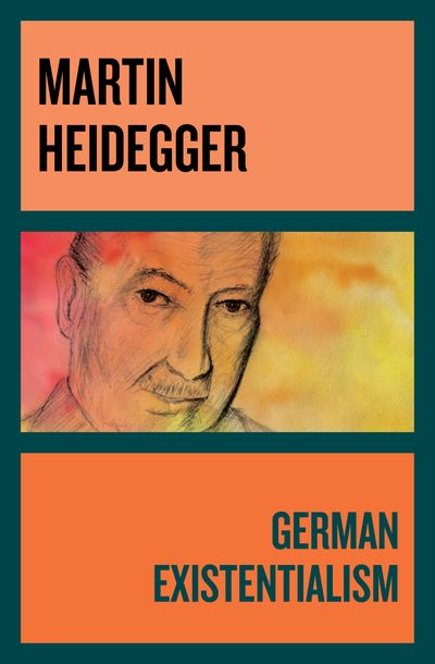 Buy German Existentialism at Amazon