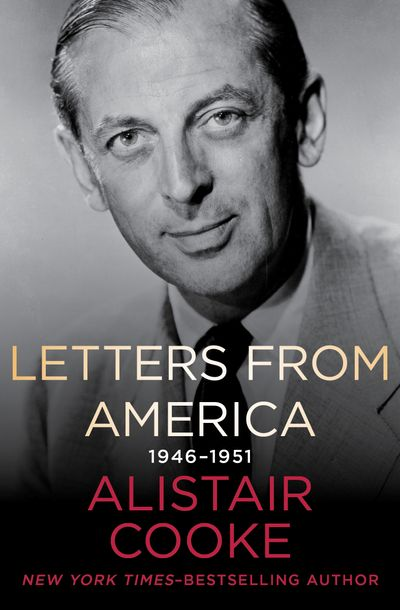Buy Letters from America, 1946–1951 at Amazon