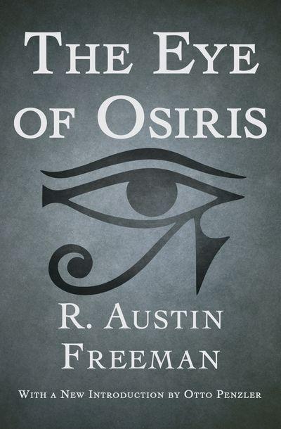 Buy The Eye of Osiris at Amazon
