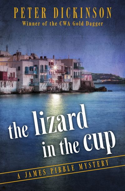 Buy The Lizard in the Cup at Amazon