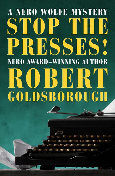 Buy Stop the Presses! at Amazon
