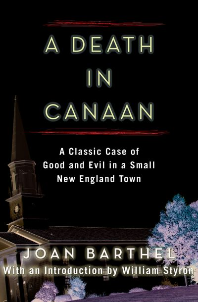 Buy A Death in Canaan at Amazon