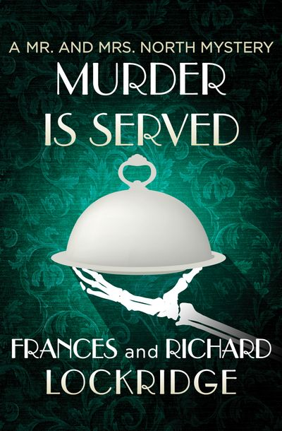 Buy Murder Is Served at Amazon