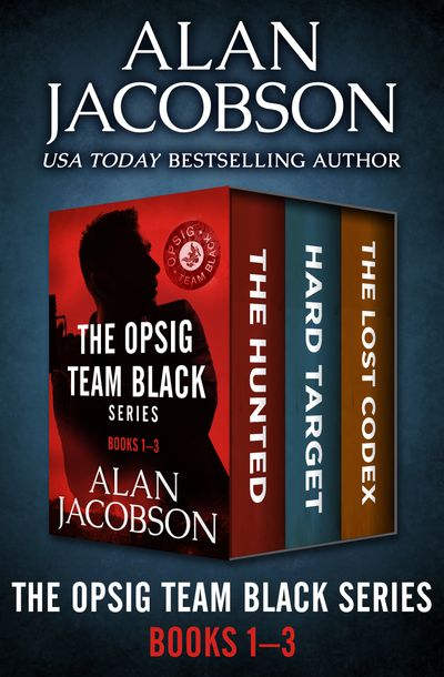 Buy The OPSIG Team Black Series Books 1–3 at Amazon