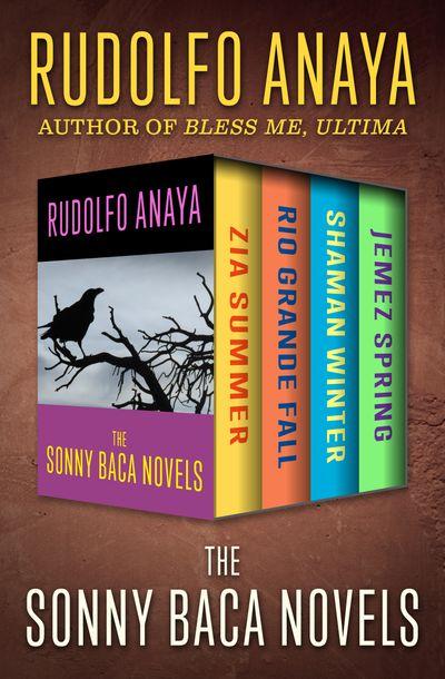 Buy The Sonny Baca Novels at Amazon