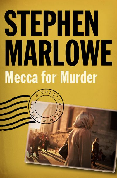 Buy Mecca for Murder at Amazon