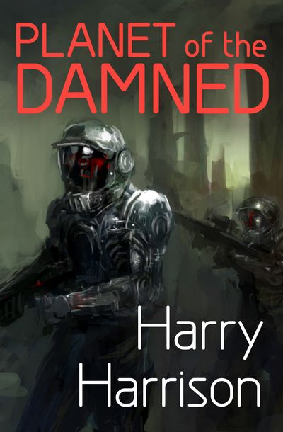 Buy Planet of the Damned at Amazon