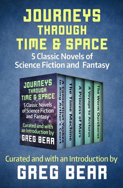 Buy Journeys Through Time & Space at Amazon