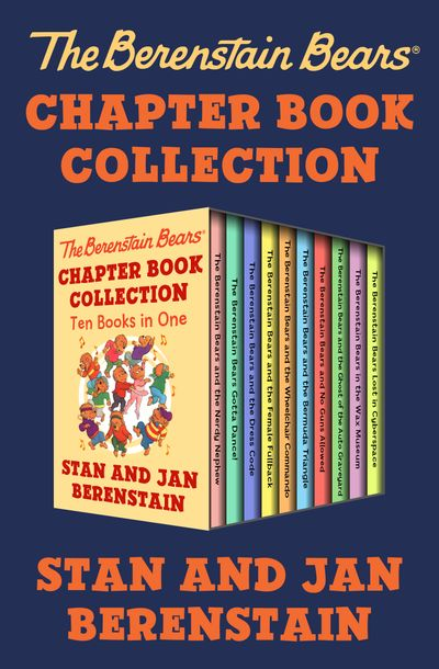 Buy The Berenstain Bears Chapter Book Collection at Amazon