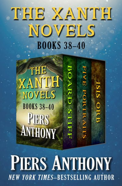 Buy The Xanth Novels Books 38–40 at Amazon