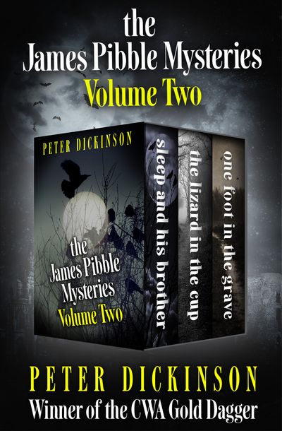 Buy The James Pibble Mysteries Volume Two at Amazon