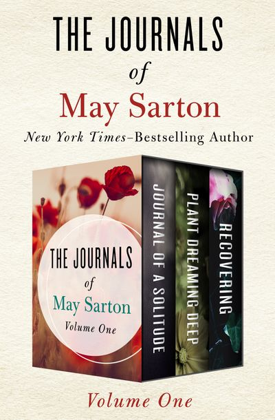 Buy The Journals of May Sarton Volume One at Amazon