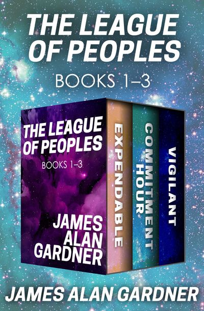 Buy The League of Peoples Books 1–3 at Amazon