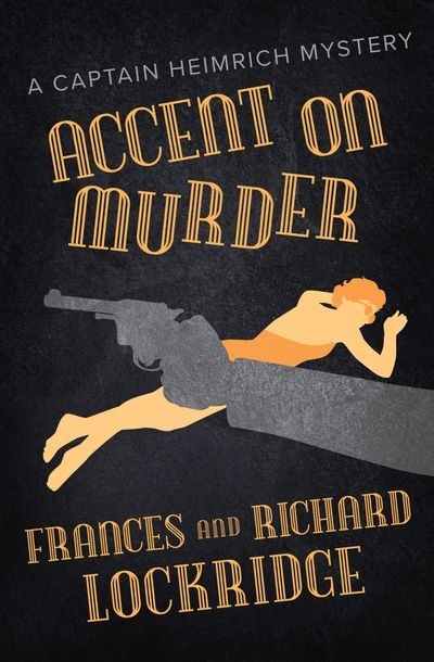 Buy Accent on Murder at Amazon