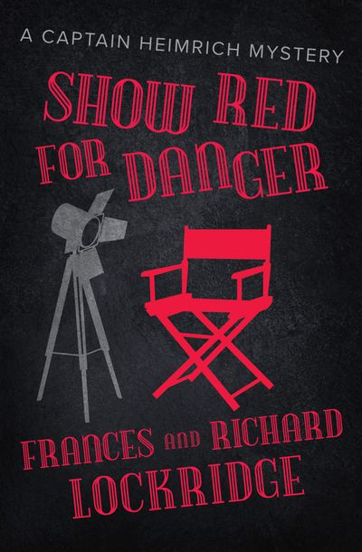 Buy Show Red for Danger at Amazon