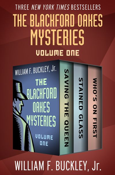 Buy The Blackford Oakes Mysteries Volume One at Amazon