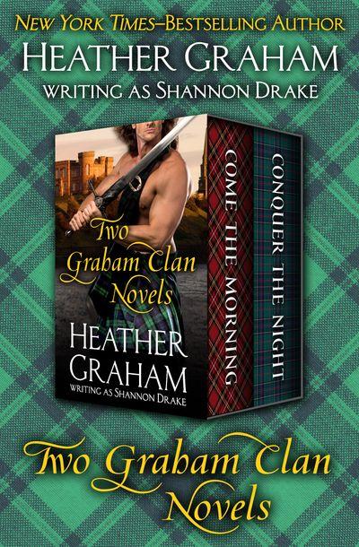Buy Two Graham Clan Novels at Amazon