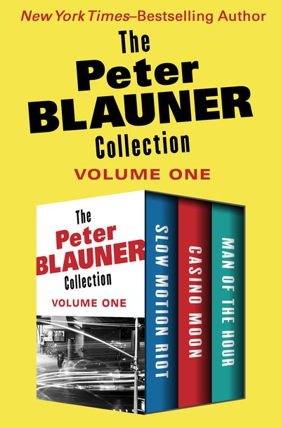 Buy The Peter Blauner Collection Volume One at Amazon