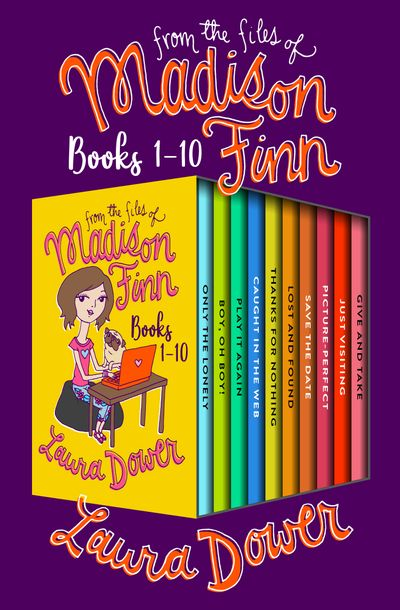 Buy From the Files of Madison Finn Books 1–10 at Amazon