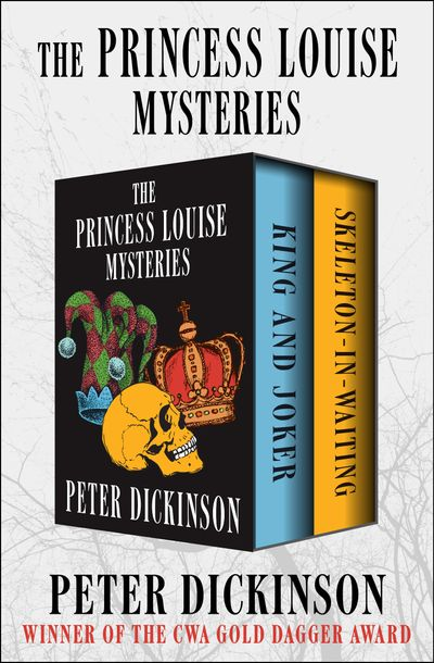 Buy The Princess Louise Mysteries at Amazon