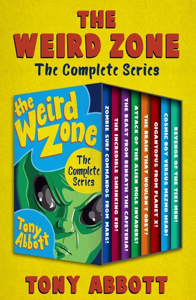 Buy The Weird Zone at Amazon
