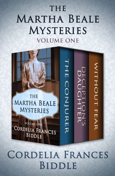 Buy The Martha Beale Mysteries at Amazon