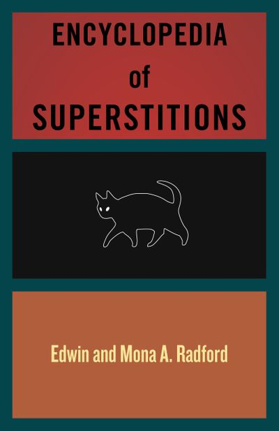 Buy Encyclopedia of Superstitions at Amazon