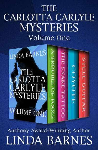 Buy The Carlotta Carlyle Mysteries Volume One at Amazon