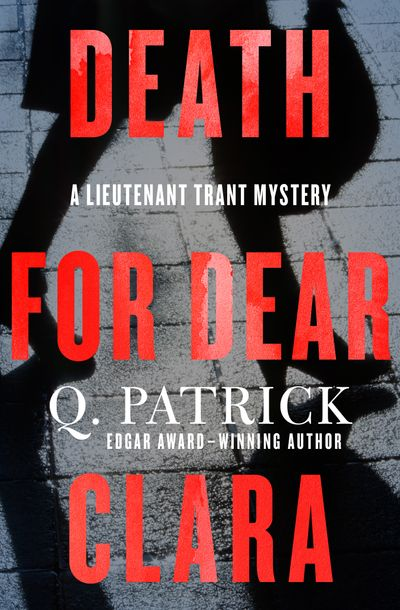 Buy Death for Dear Clara at Amazon