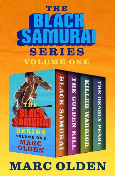 Buy The Black Samurai Series Volume One at Amazon