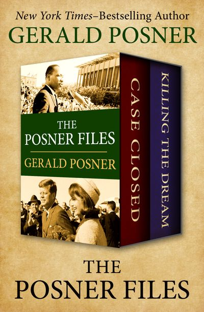 Buy The Posner Files at Amazon