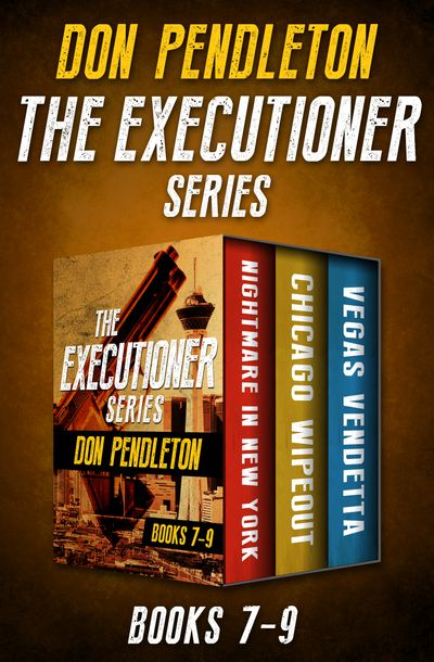 Buy The Executioner Series Books 7–9 at Amazon