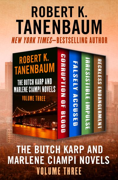 Buy The Butch Karp and Marlene Ciampi Novels Volume Three at Amazon
