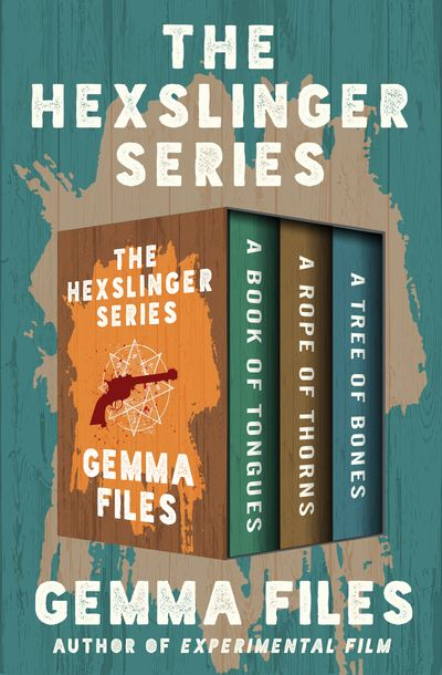 Buy The Hexslinger Series at Amazon