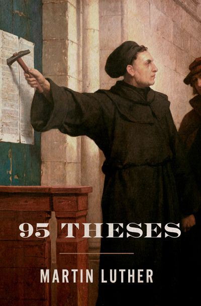 Buy 95 Theses at Amazon
