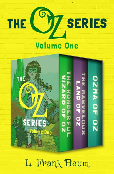 The Oz Series Volume One