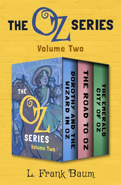 The Oz Series Volume Two