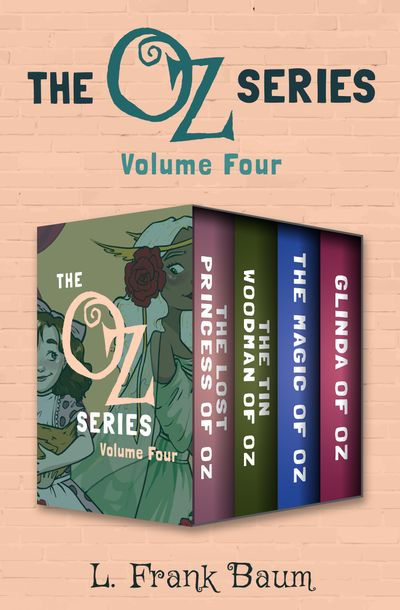 The Oz Series Volume Four