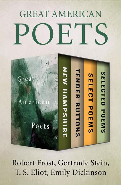 Buy Great American Poets at Amazon