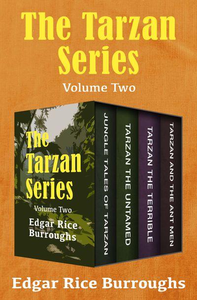 Buy The Tarzan Series Volume Two at Amazon