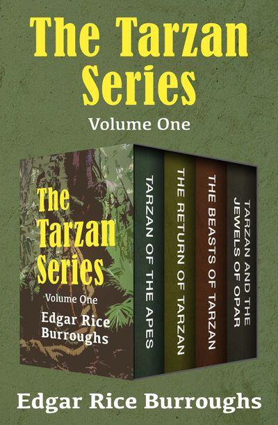 Buy The Tarzan Series Volume One at Amazon