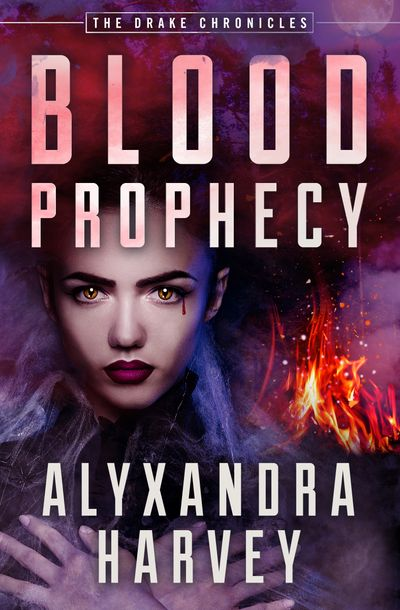 Buy Blood Prophecy at Amazon