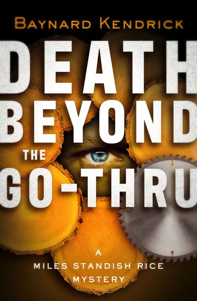 Buy Death Beyond the Go-Thru at Amazon