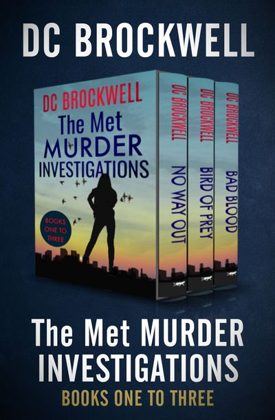 Buy The Met Murder Investigations Books One to Three at Amazon