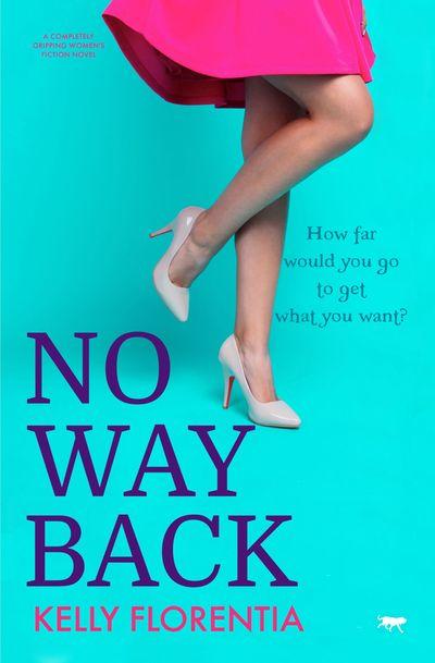 Buy No Way Back at Amazon