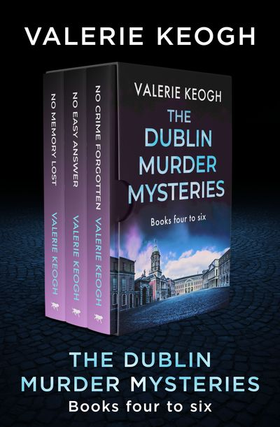 The Dublin Murder Mysteries Books Four to Six