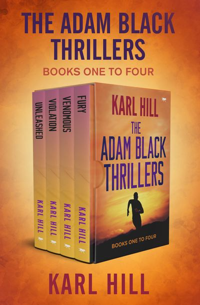 The Adam Black Thrillers Books One to Four