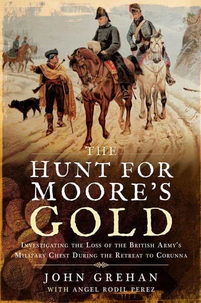 Buy The Hunt for Moore's Gold at Amazon