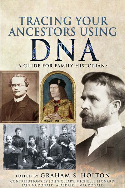 Buy Tracing Your Ancestors Using DNA at Amazon